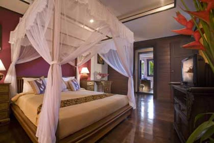 Villa Bann Souha Bed Room