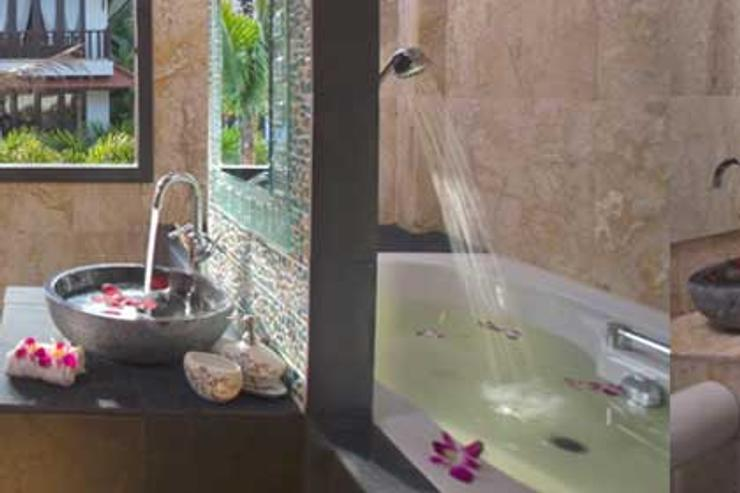 Villa Bann Souha Bath Room