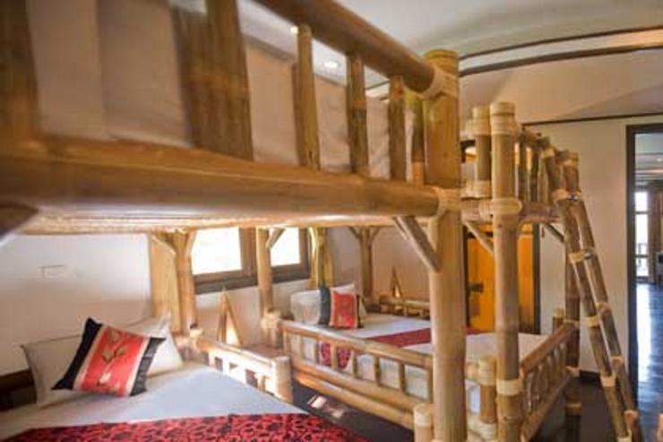 Villa Bann Souha Beds