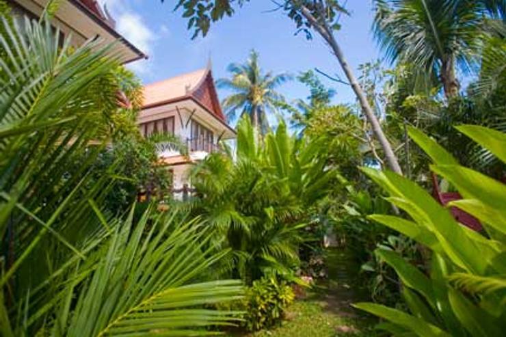 Villa Bann Souha Garden