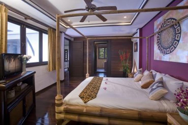 Villa Baan Souha Master Bambu Bedroom 2