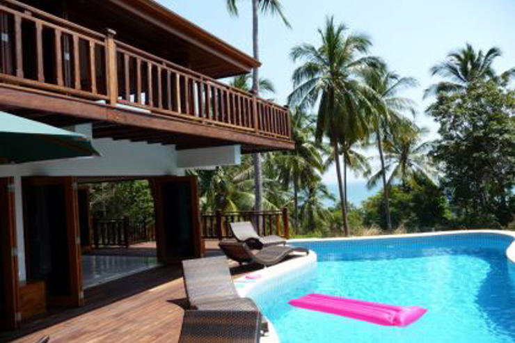 Villa Vadee Koh Phangan - 4 Bedroom Luxury Villa with Private Swimming Pool