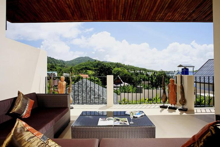 Amber villa (V01) - Open views to relax and enjoy the breeze on cooler evenings