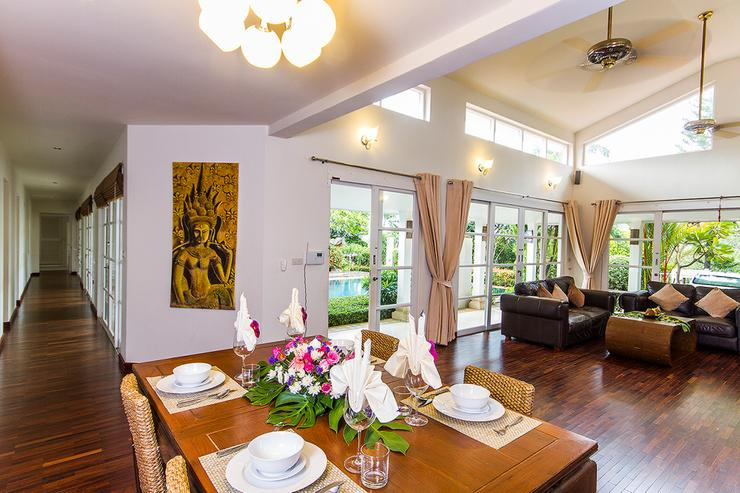 Baan Arun - Wonderful dining area for enjoying your meals