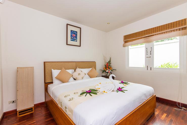 Baan Arun - Bedroom 2 - adorable room with private bathroom