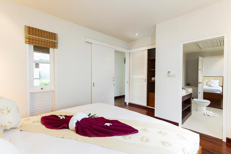 Bedroom 3 - tastefully designed for a pleasant stay
