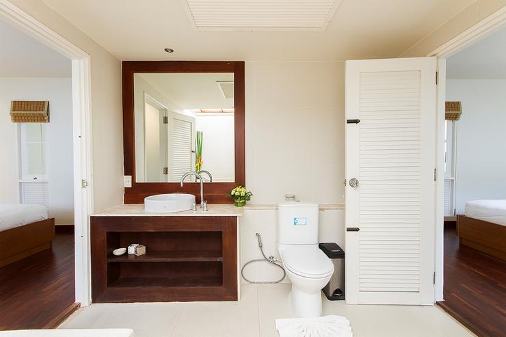Bathroom 3 - Shared with bedrooms 3 and 4, clean and spacious complete with everything you need