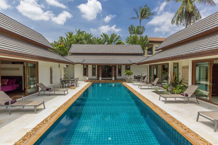 Baan Batur Pool