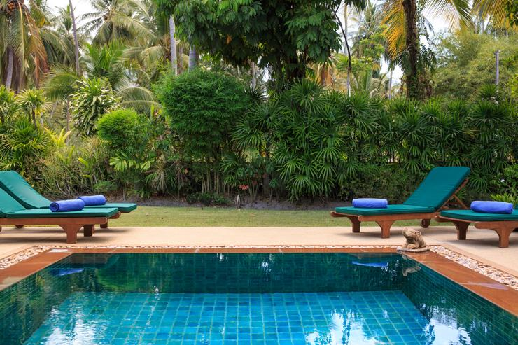The relaxation awaits you in Koh Samui