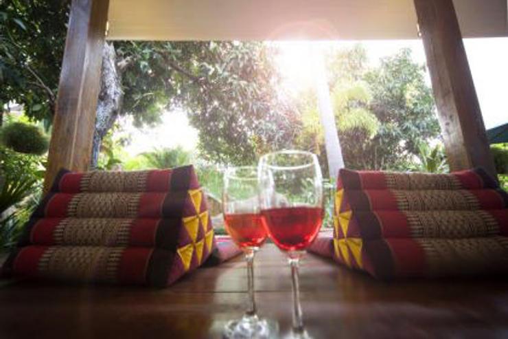 Relax in Terrace & Sala