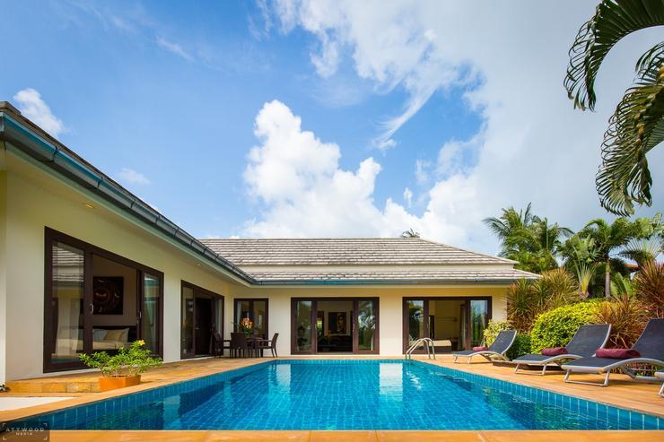 Baan Rattana Pool