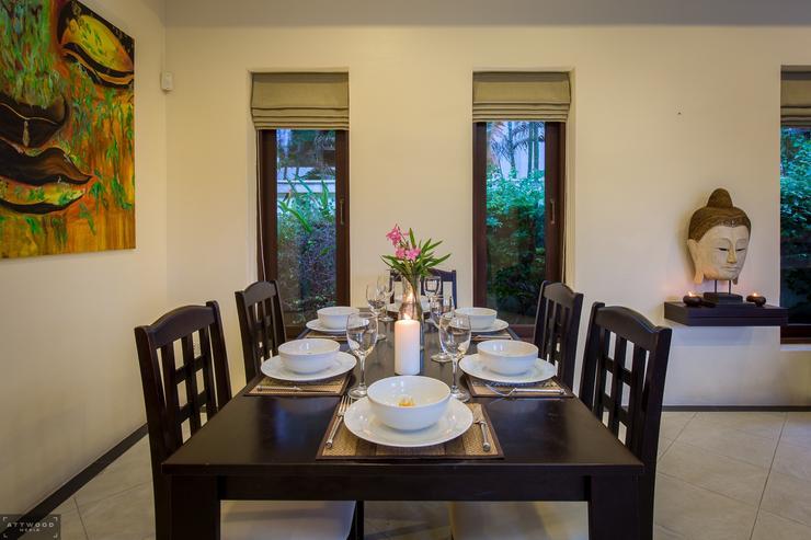 Baan Rattana Dining Area