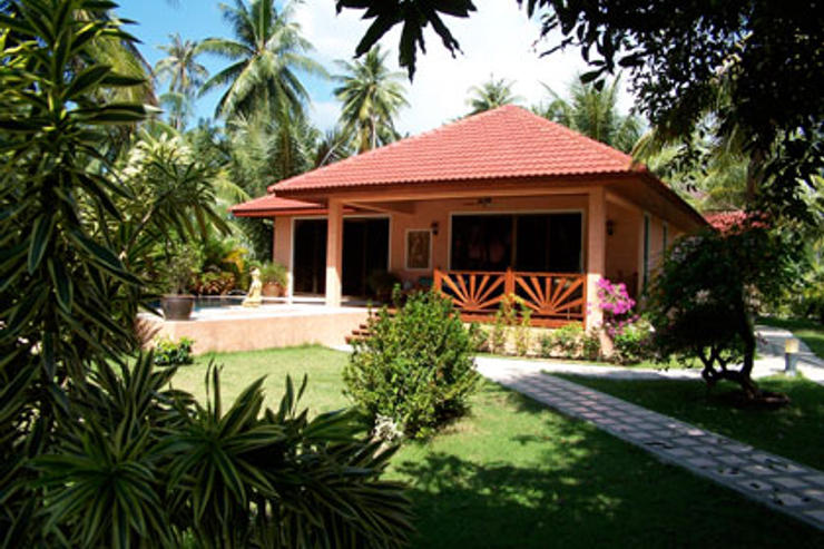 Garden Lodge Pool Villa - image gallery 1