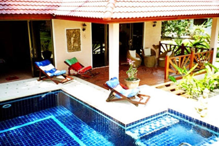 Garden Lodge Pool Villa - image gallery 2