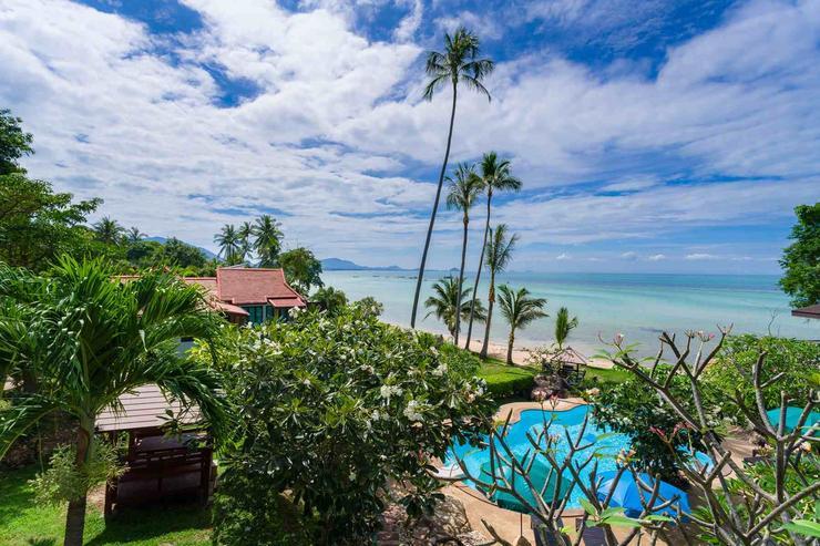Indu Beach villa