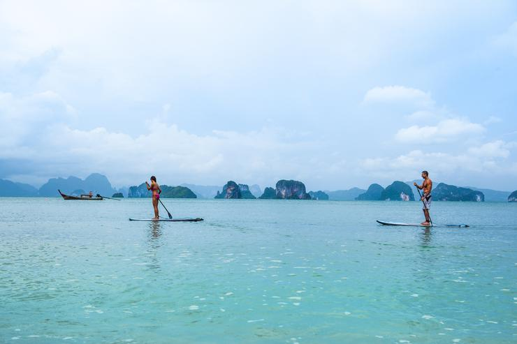 Ani Villas Koh Yao Estate - Paddle Boarding