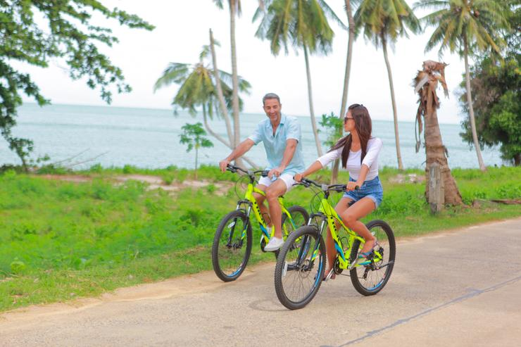 Ani Villas Koh Yao Estate - Biking Tours