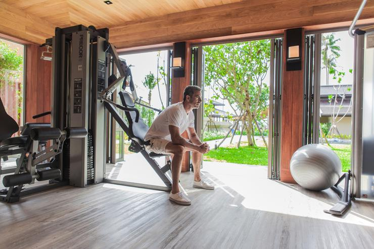 Ani Villas Koh Yao Estate - The Gym