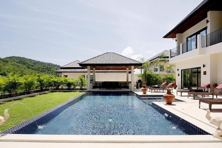 Opal Villa (V11) - Spacious villa with large swimming pool and usable garden