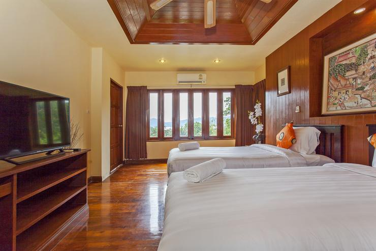 Patong Hill 4 bedroom - image gallery 39