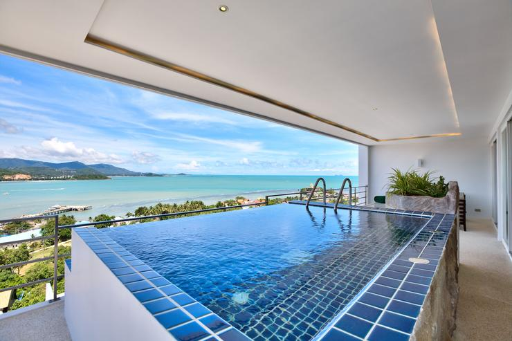 Serene Penthouse - Serene Penthouse - Exclusive 3 bedroom Apartment with arguably the best views across North Samui