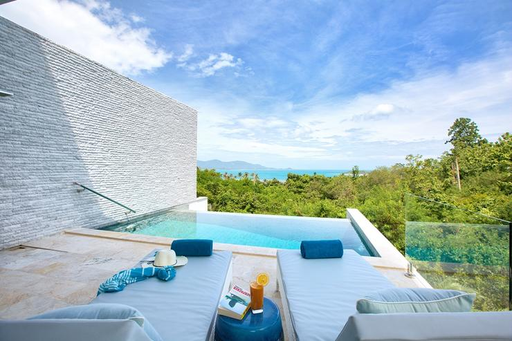 Shades of Blue - Private Infinity-edge swimming pool - perfect for all