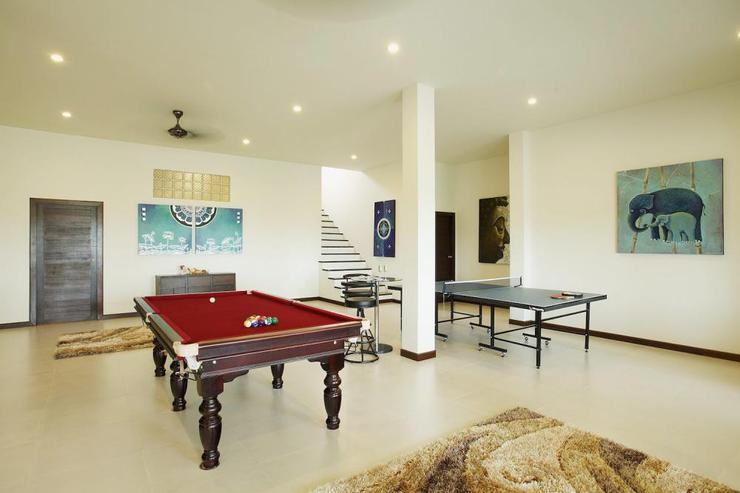 Games room, perfect for afternoon entertainment
