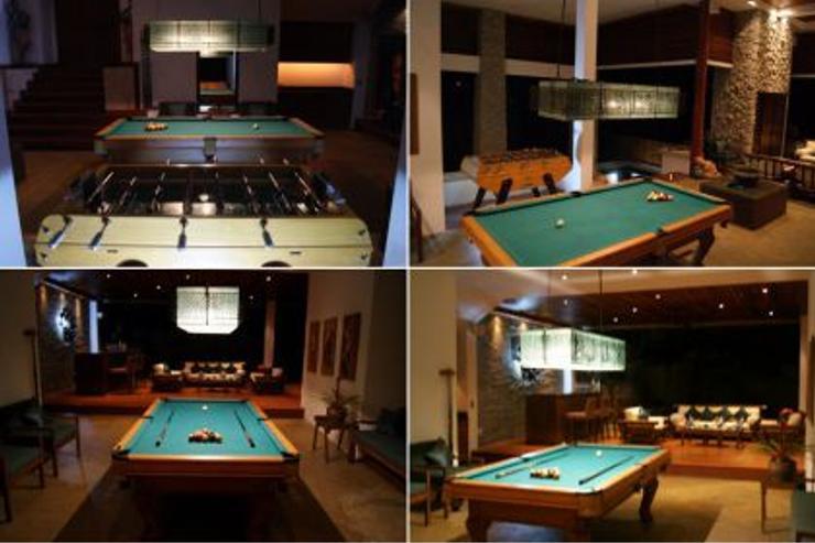 Pool Table & Table Football
