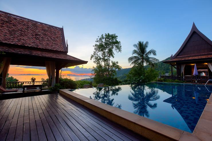 Villa Thai Teak:  guaranteed satisfaction as your holiday rental property