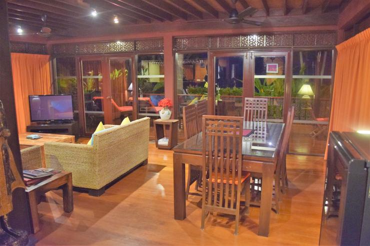 Banyan Villa 3 - Open Plan Living Area