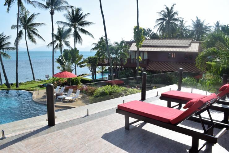 Banyan Villa 3 - Upper Balcony