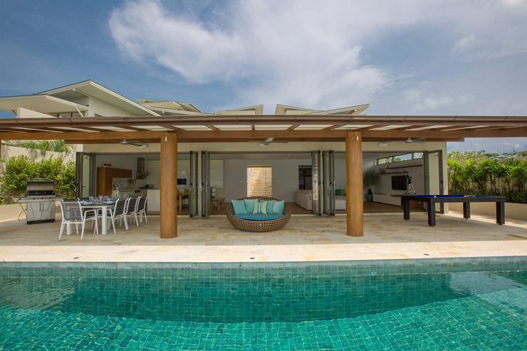 17 metre infiity pool