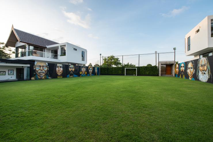 Villa Paloma - Football pitch