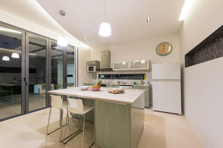 Kitchen at Paloma