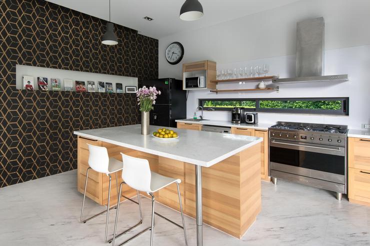 Kitchen at Pablo