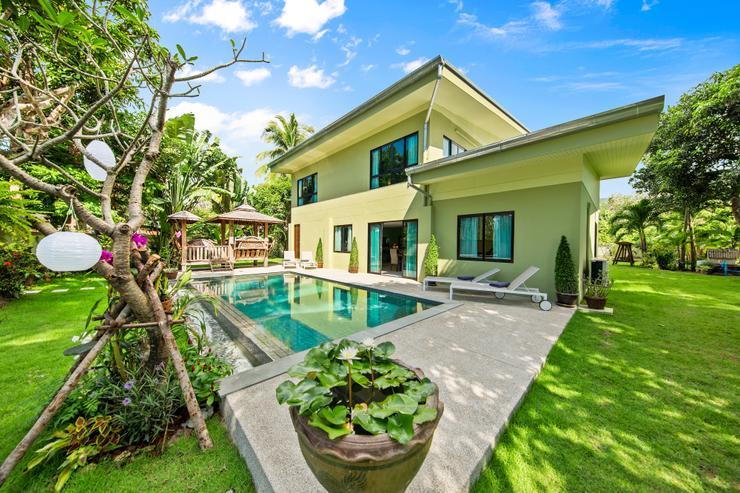 Baan Suaan Serenity Villa