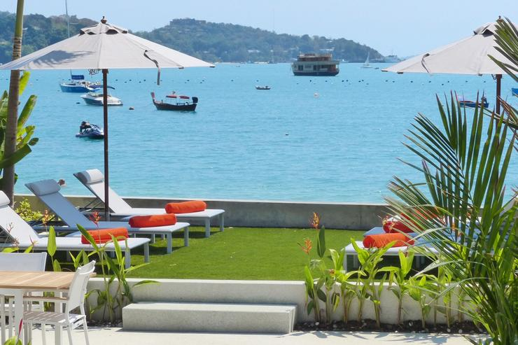 The Beach House - There is not a more beautiful or better located villa on Phuket.