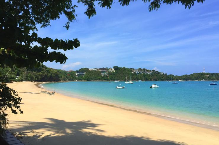 Ao Yon Beach is Phuket's most beautiful white-sand beach, offering you year-round swimming, unlike west coast beaches that close for 6 months.
