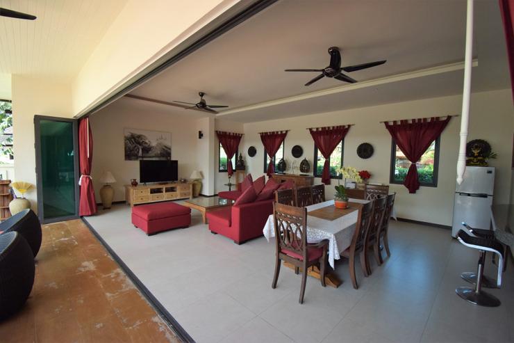 Banyan Villa 4 - Open Plan Living & Dining