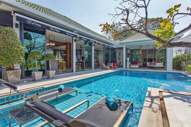 Chill & Chic Villa - image gallery 7